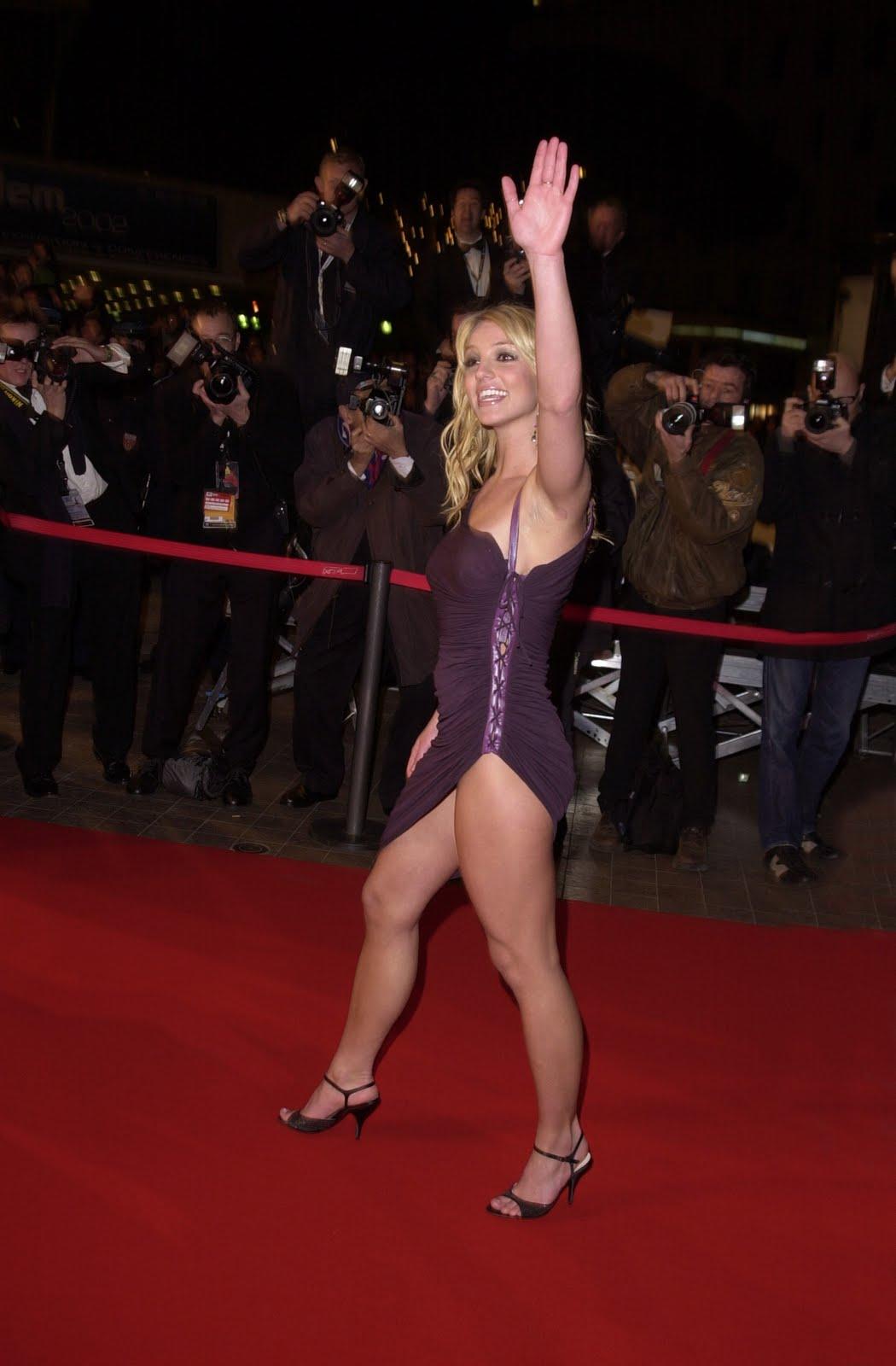Britney Spears Legs2
