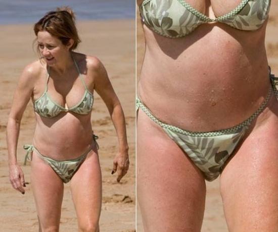 Patricia-Heaton-no-belly-button