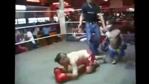 midgets fighting