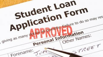 get a student loan