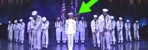 sailors drill team