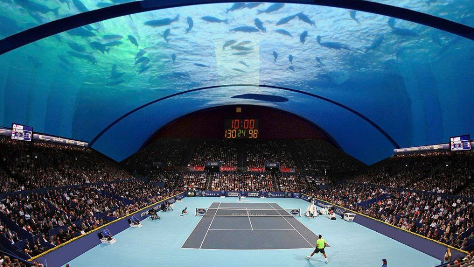 underwater-tennis-court