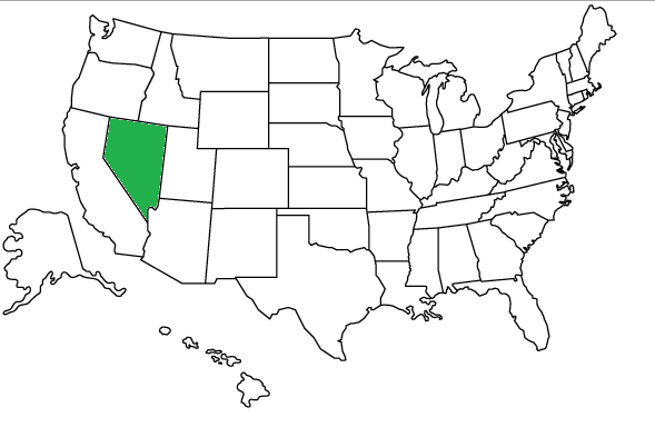 US Map Quiz Test How Much You Know United States Map - Us map nevada