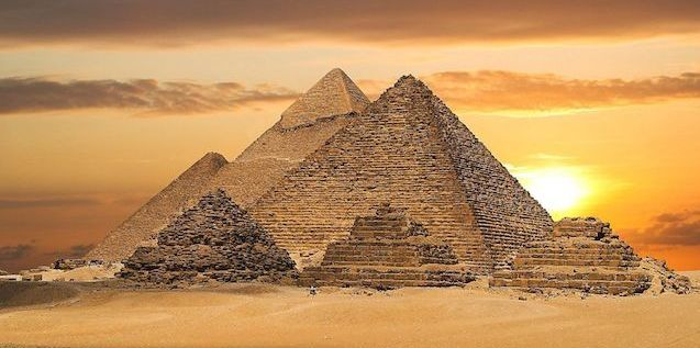 The Great Pyramid of Giza Facts Myths and History