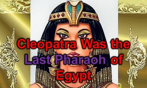 facts about cleopatra