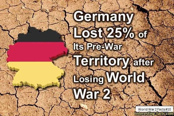World War 2 Facts: 10 Interesting Facts about World War 2