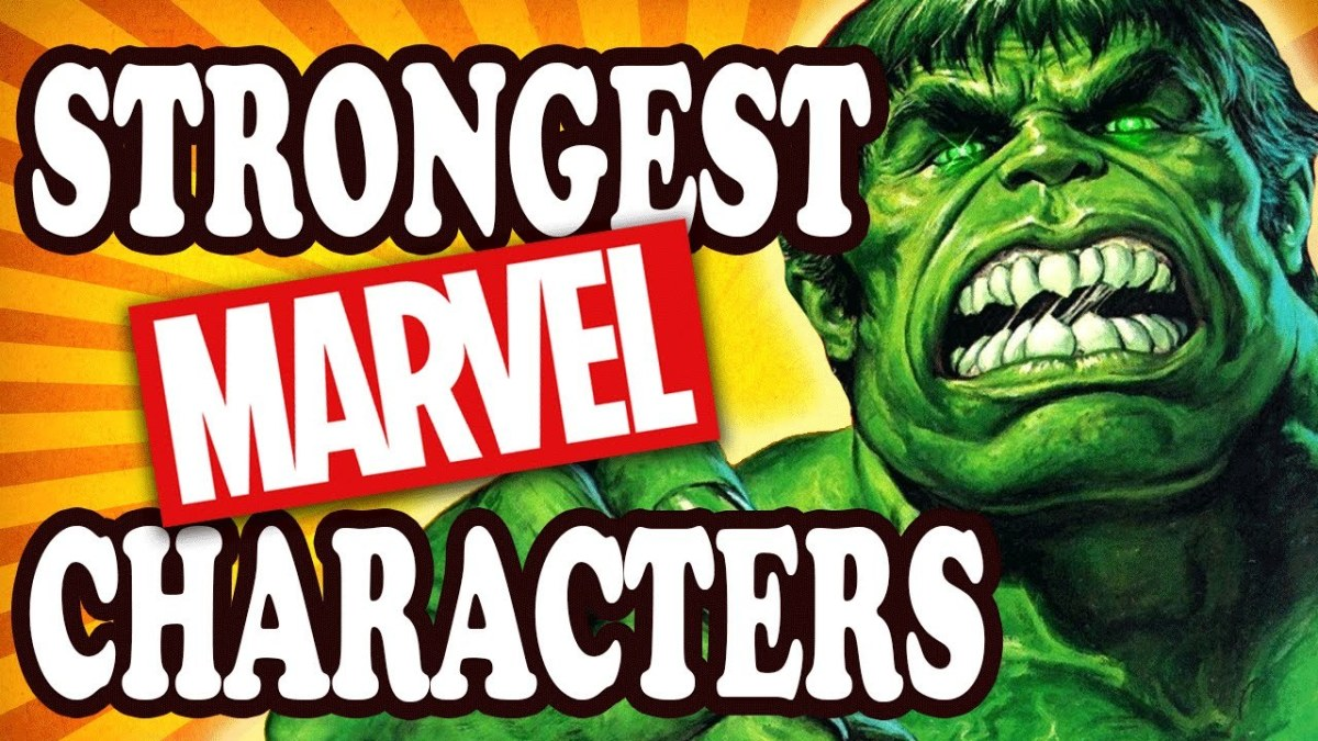 Top 10 Most Powerful Marvel Characters of All Time - Interesting Facts