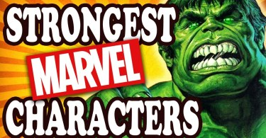most powerful marvel characters