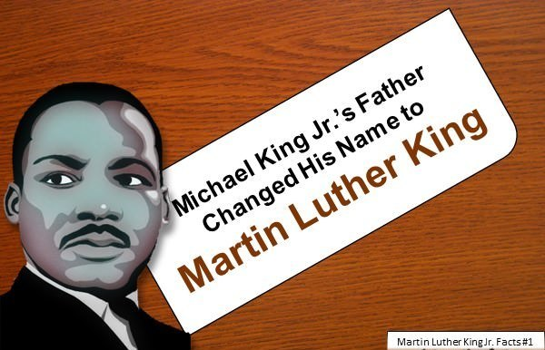 Martin Luther King Jr Facts: Top 15 Facts about Martin Luther King Jr