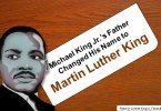 Martin Luther King Jr facts