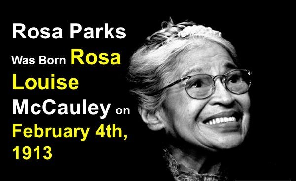 Rosa Parks Facts:10 Facts about Rosa Parks