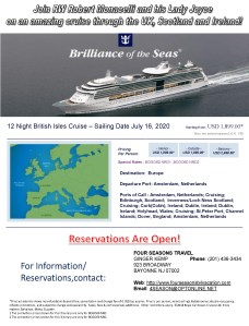 2020 Grand Master's Cruise