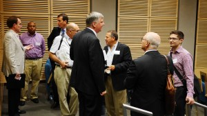 C.J. DeSantis, Mike Licamele and others networking