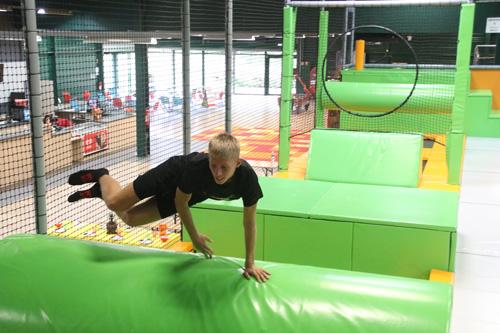 Warrior Bounce - Trampoline Parc Rennes