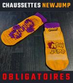 Chaussettes Newjump