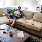 Das scheinbar echte Eltern-Kind-Chaos