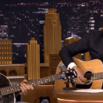 Ethan Hawke und Jimmy Fallon singen Schlaflieder in Bob-Dylan-Version
