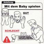Baby-Anleitung: 9 Tipps, die Eltern befolgen sollten