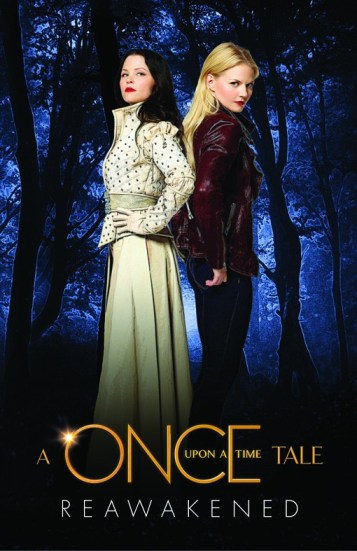 Couverture VO de Once Upon a Time le livre
