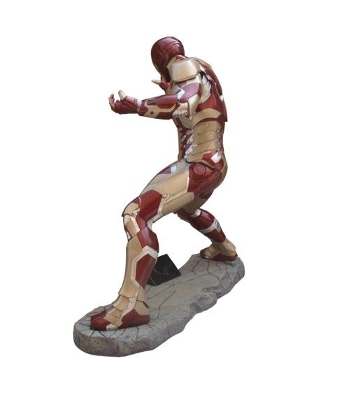Ironman 3 - D - 11.03.2013