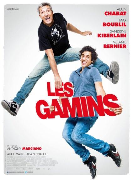 Les Gamins - affiche