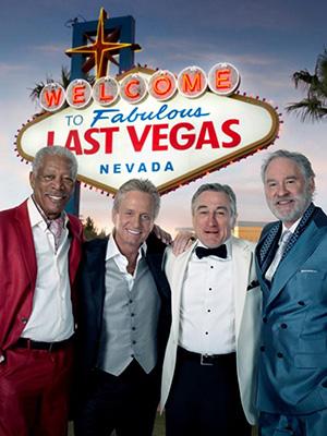 Last Vegas - Affiche