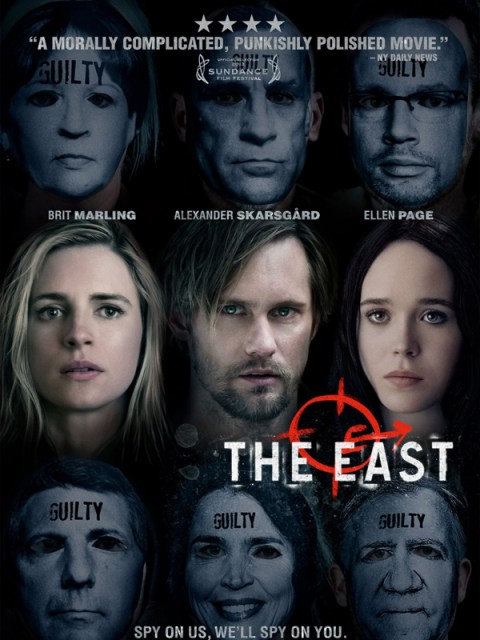 The East - Affiche
