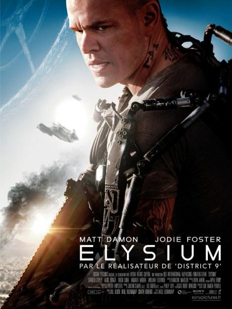 Elysium - Affiche