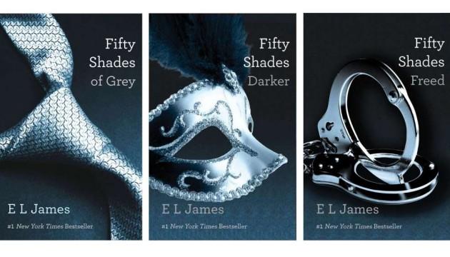 50-nuances-de-grey E L James les romans