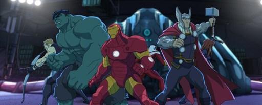 Avengers Rassemblement Disney XD