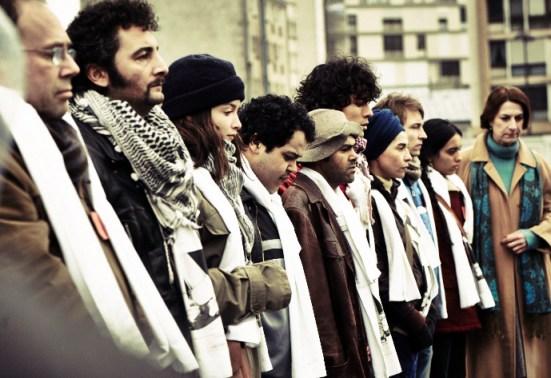 La Marche - Photo Charlotte Le Bon, Jamel Debbouze