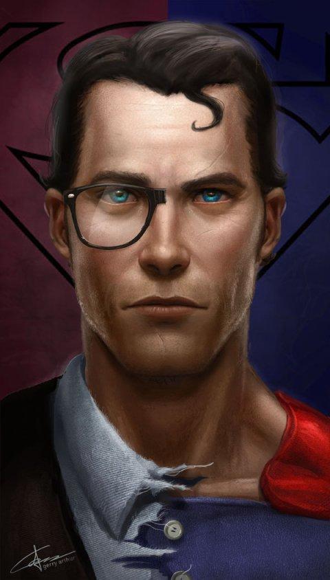 man_of_steel_by_gerryarthur