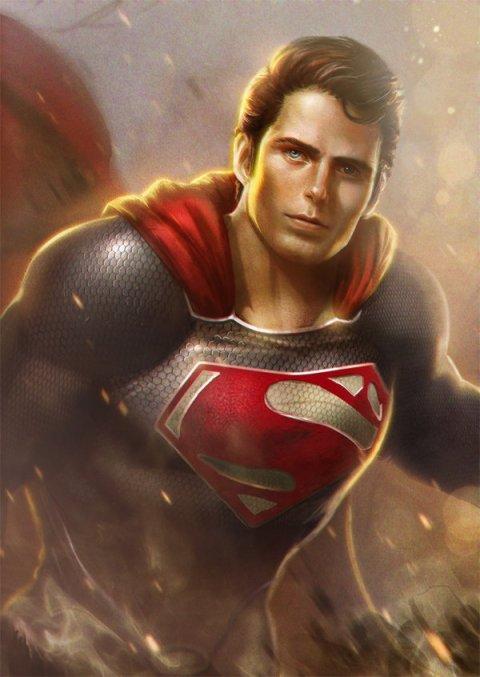 superman_by_gerryarthur