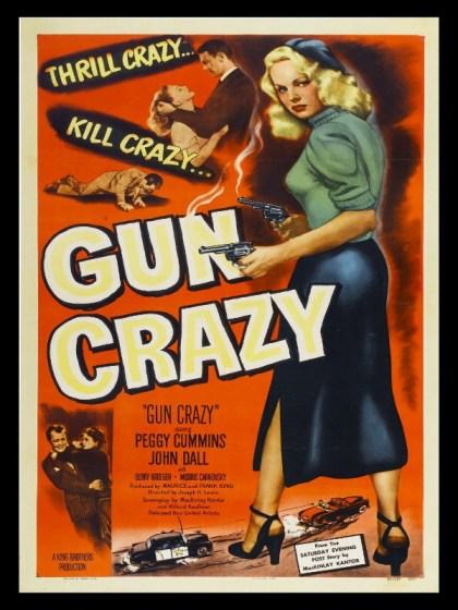 Affiche Gun Crazy