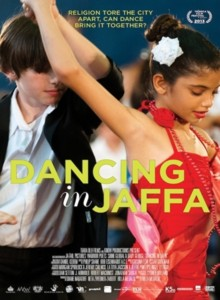 Dancing_In_Jaffa Affiche