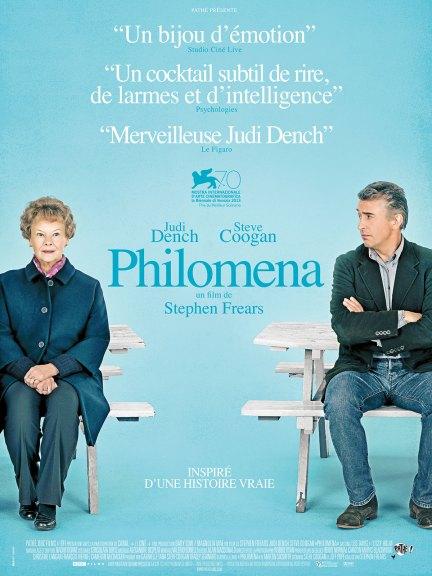 Philomena - Affiche