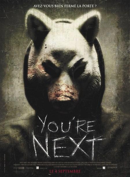 You're Next - Affiche