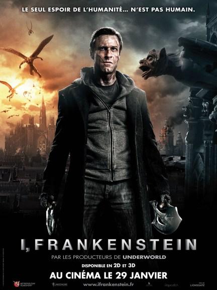 Affiche I Frankenstein de Stuart Beattie