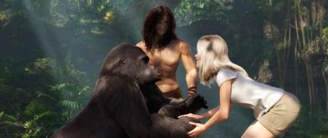 Tarzan - Photo