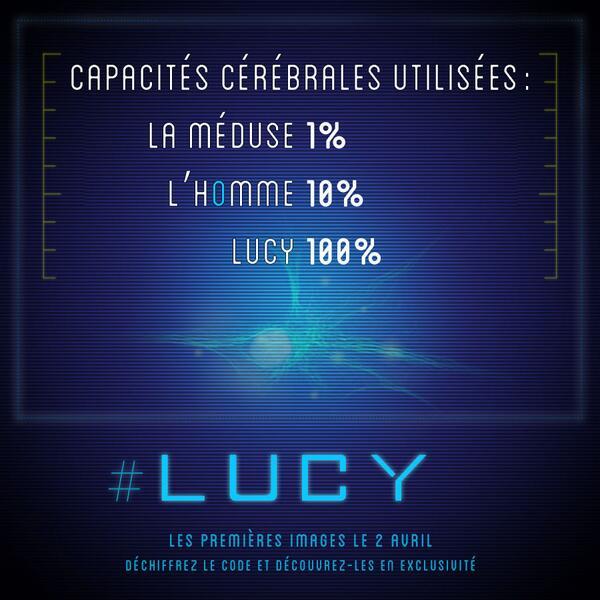3eme indice Lucy de Luc Besson