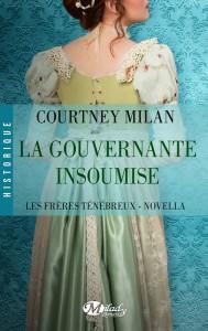 La gouvernante insoumise Courtney Milan editions Milady