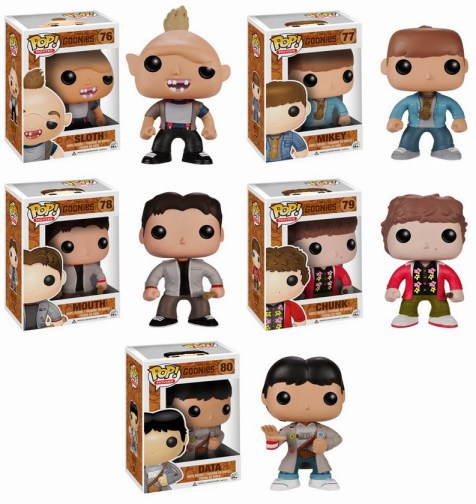 Figurines Goodies POP! Goonies