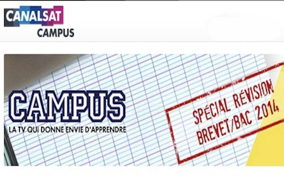 CanalSat Campus