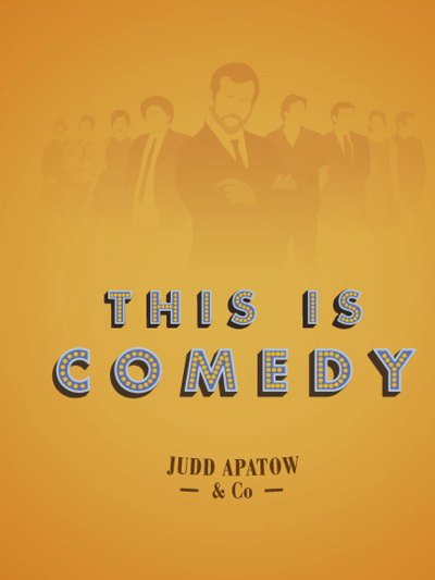This is Comedy, Judd Apatow & Co. - Affiche