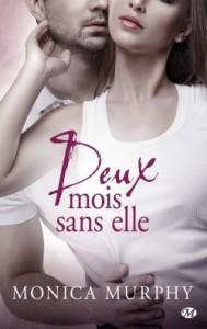 Drew & Fable, Tome 2 - Deux mois sans elle-Monica-Murphy- Cover Vf