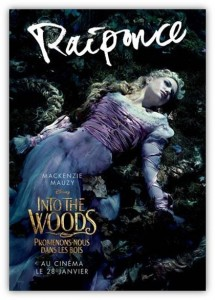 Raiponce Into the woods
