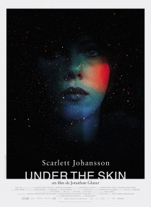Under the Skin - Affiche