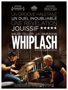 Whiplash - Affiche