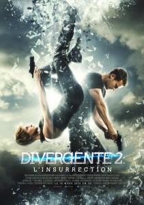 Divergente 2 L Insurrection Affiche