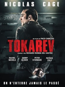 Affiche Tokarev Nicolas Cage